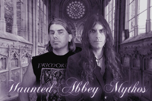 Haunted Abbey Mythos 2018 Promo Photo